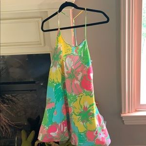 Lily pulitzer gorg summer dress